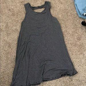American Eagle flowy dress